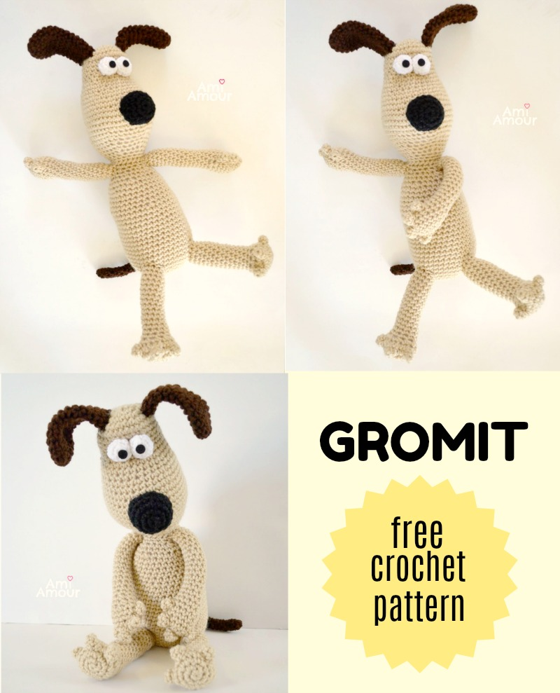 Tiny Amigurumi Animals Free Crochet Patterns | 989x800