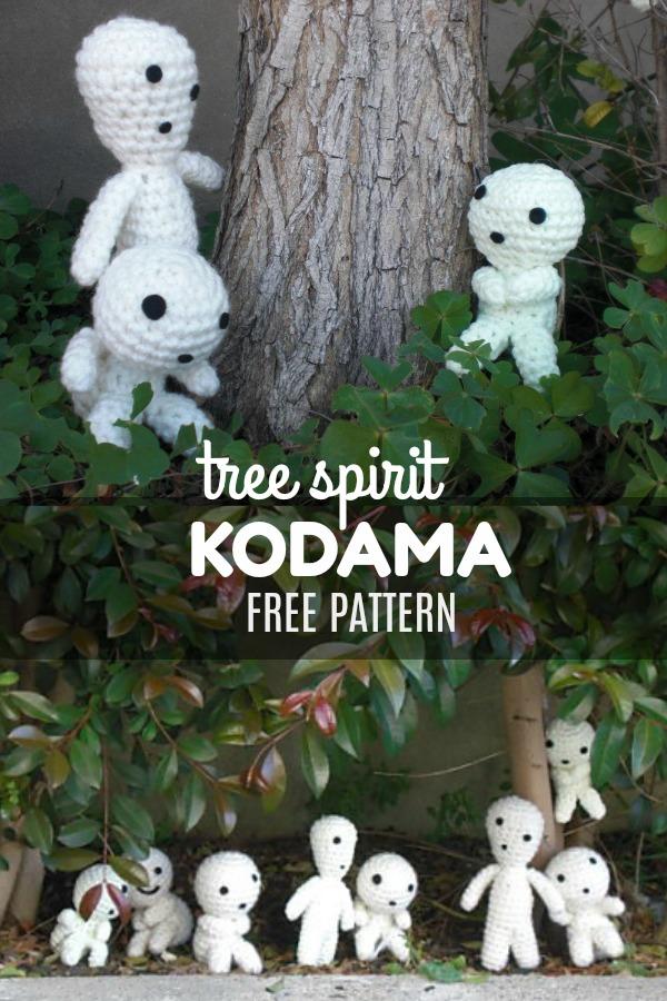 Free Christmas tree crochet pattern - Amigurumi Today | 900x600