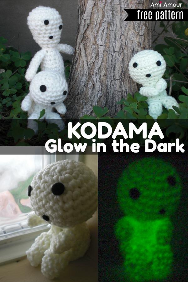 Kodama Crochet Pattern Free