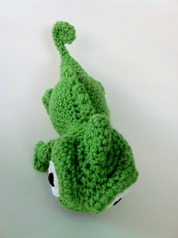 Crochet Chameleons : Charming Chameleon Crochet Pattern ?