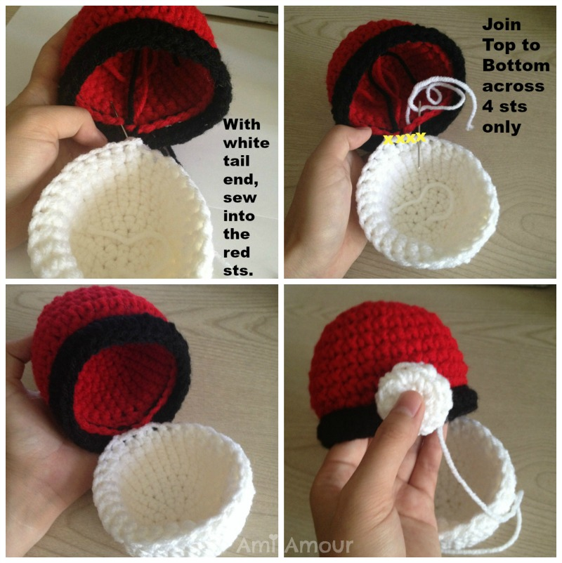 How to crochet pikachu hat Pokemon pattern tutorial by | Etsy | 802x800