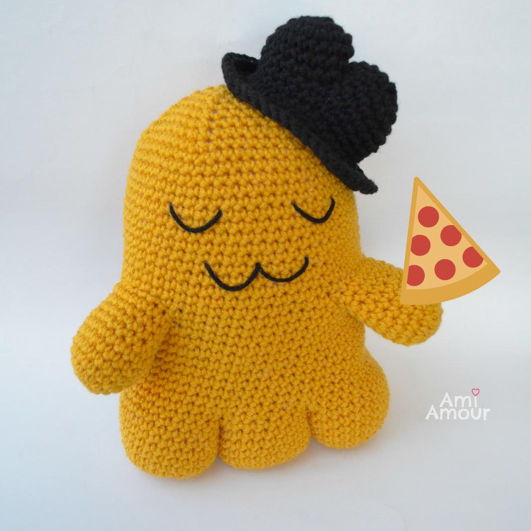 Nerdigurumi - Free Amigurumi Crochet Patterns with love for the ... | 1059x1059