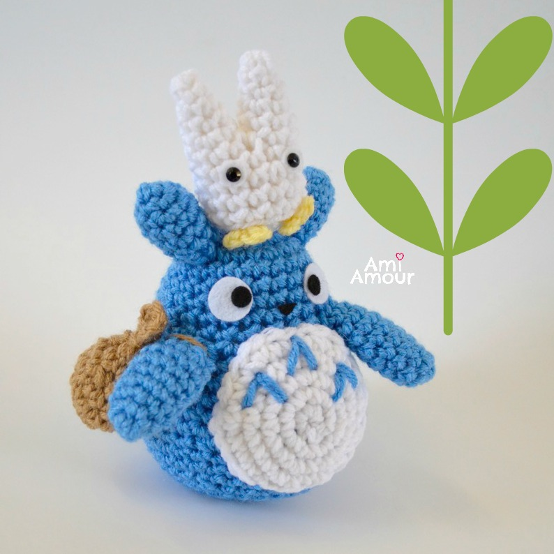 16 Extra Cute Amigurumi Knitting Patterns | AllFreeKnitting.com | 794x794