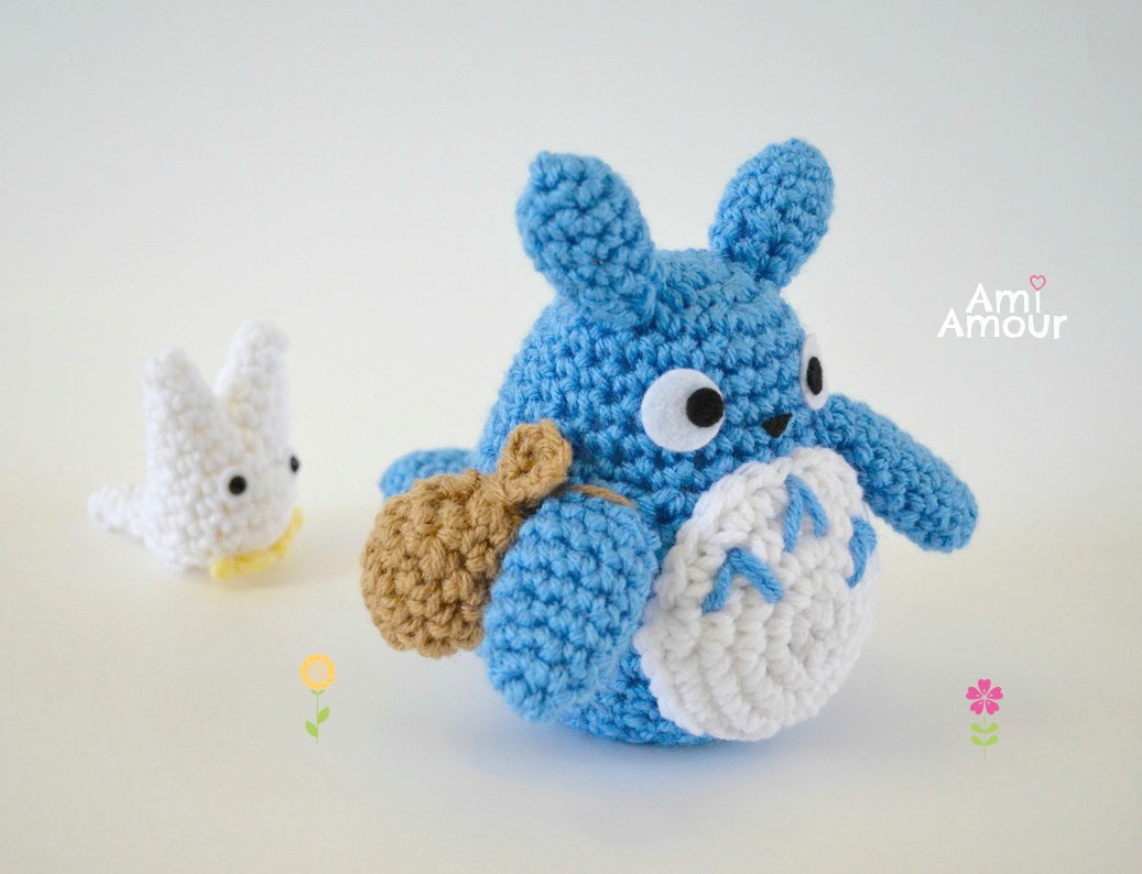 Totoro crochet pattern ami amour disclosure this post contains affiliate links this means i may receive a small commission if you decide to purchase anything by clicking on one of these dt1010fo