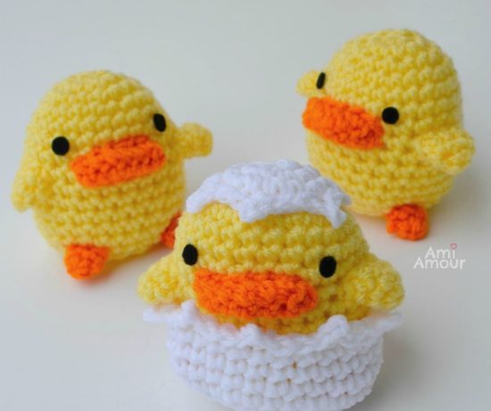 Duck Amigurumi
