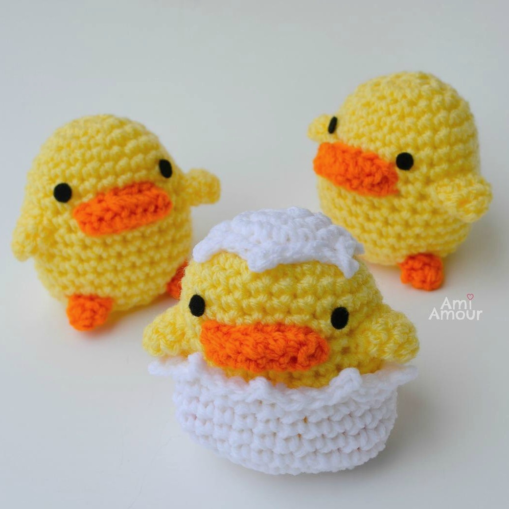 Crochet swan goose doll Home decor Amigurumi Kids toys Gift ... | 1040x1040