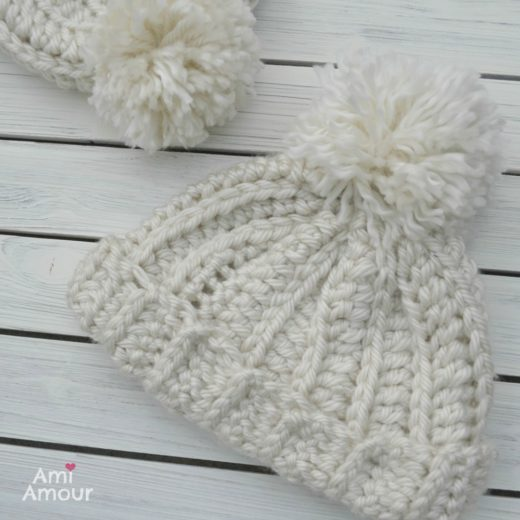Chunky Hat Crochet Pattern