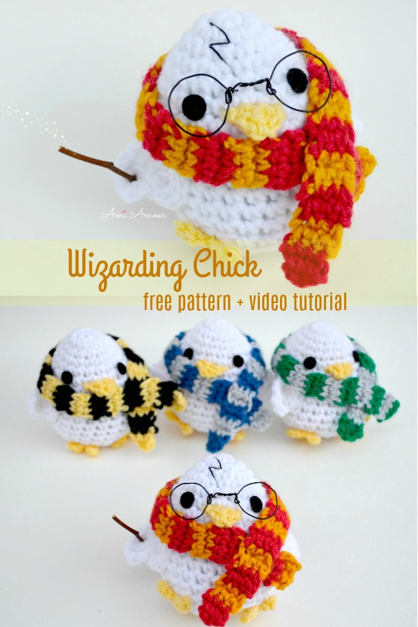 Harry Potter Crochet Pattern - Free
