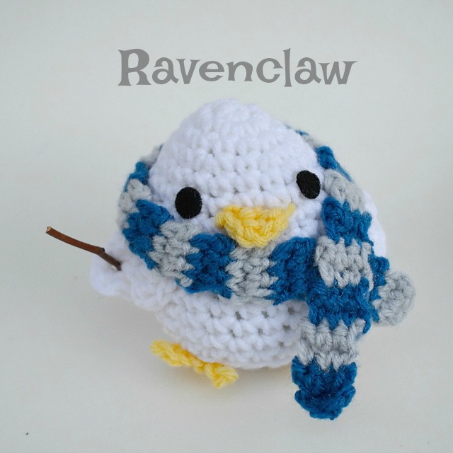 Harry Potter Amigurumi Ravenclaw