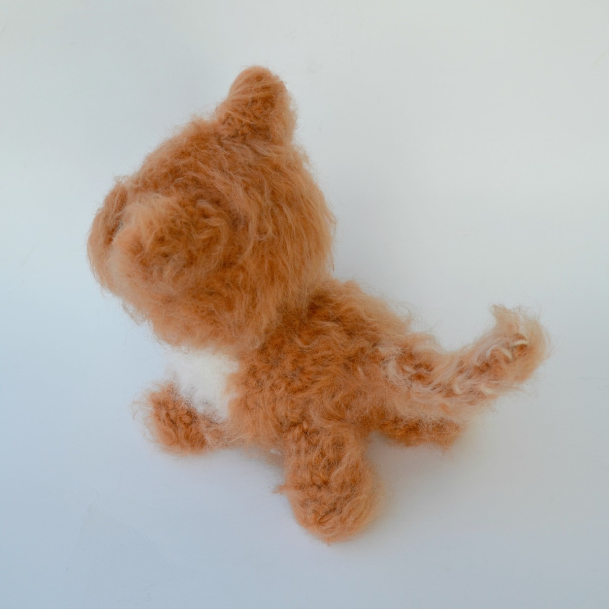 Amigurumi Dog Back
