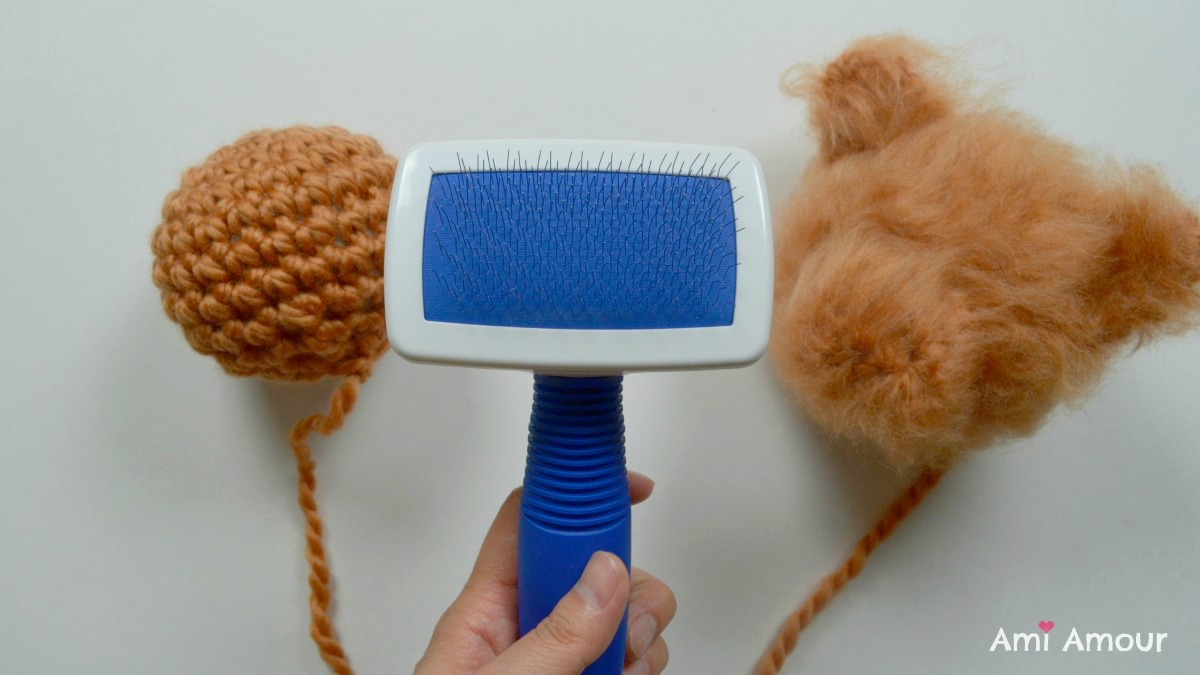 Brush Crochet Amigurumi
