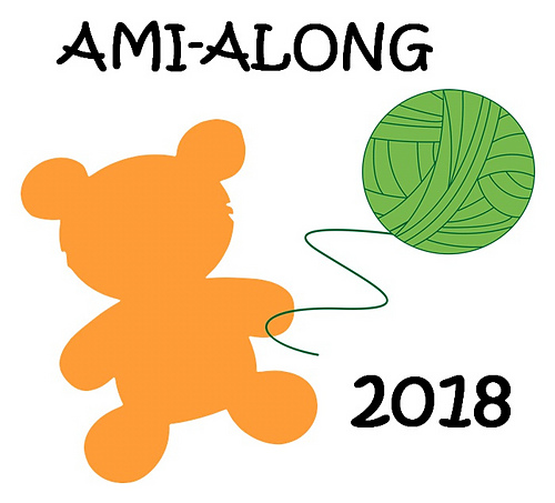 Ami-Along 2018 Amigurumi Crochet Along