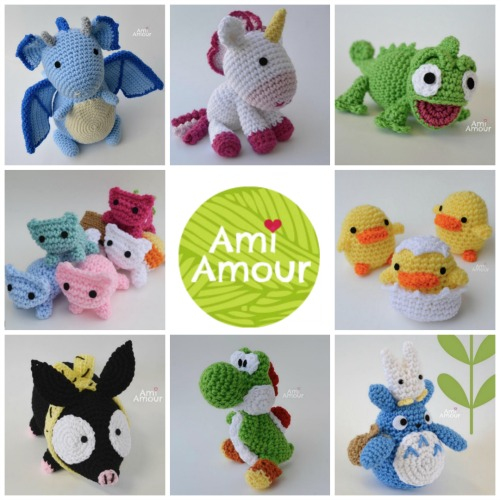 Ami Amour Amigurumi Patterns