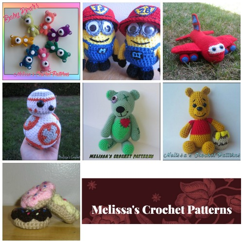 Melissa Crochet Patterns