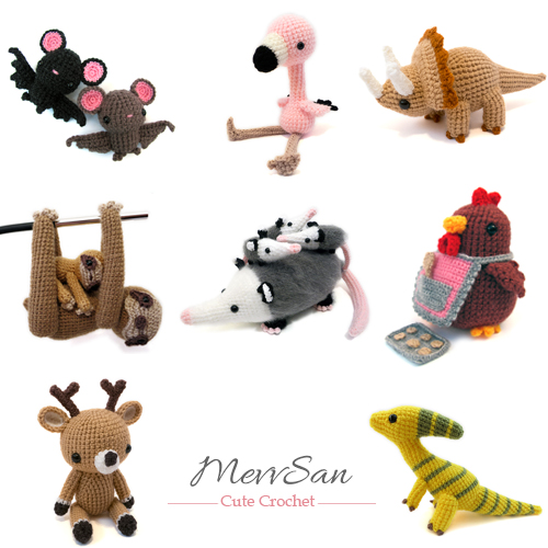 MevvSan Amigurumi Patterns