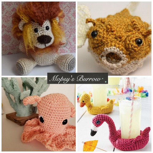 MopsysBurrow Amigurumi Patterns
