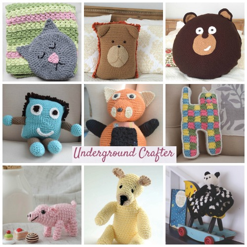 Underground Crafter Amigurumi Patterns