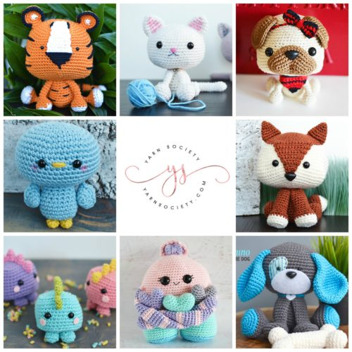 Yarn Society Amigurumi Patterns