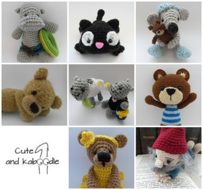 Cute and Kaboodle Amigurumi Patterns