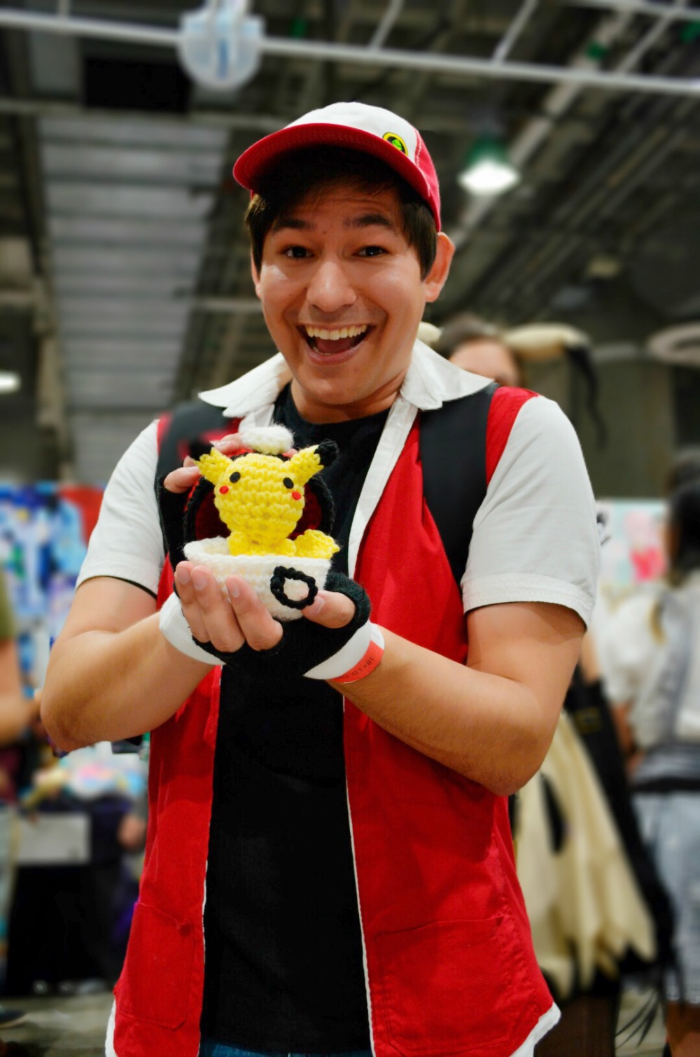 Ash Cosplay Pokemon Anime Expo 2018