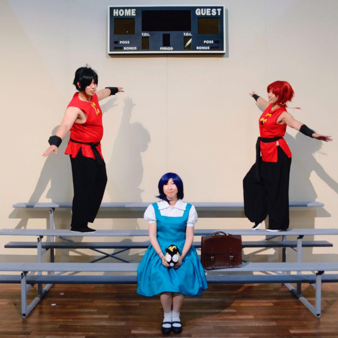 Ranma Satome Akane Tendo Cosplay
