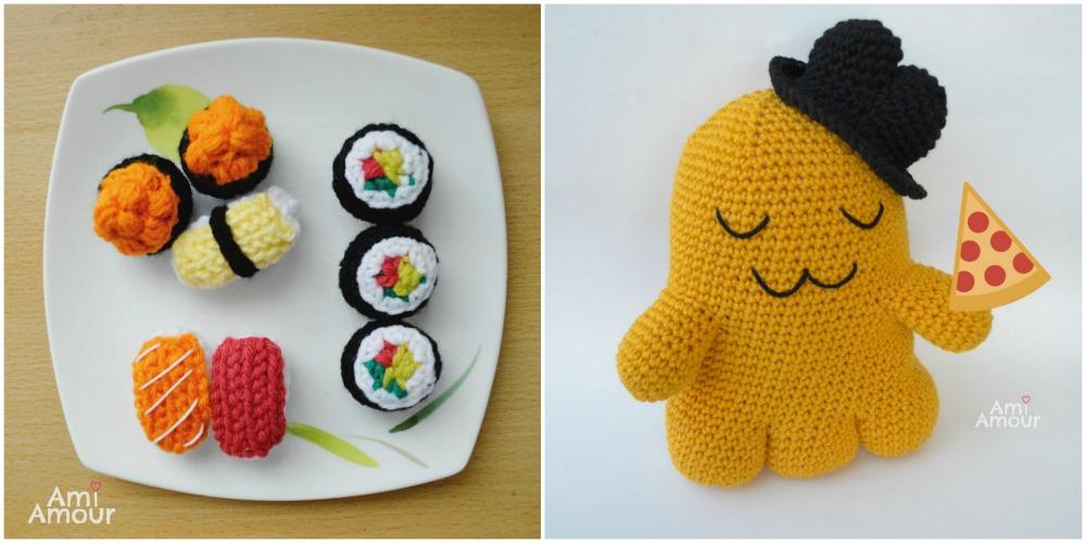 Bao Amigurumi Crochet Pattern Ami Amour