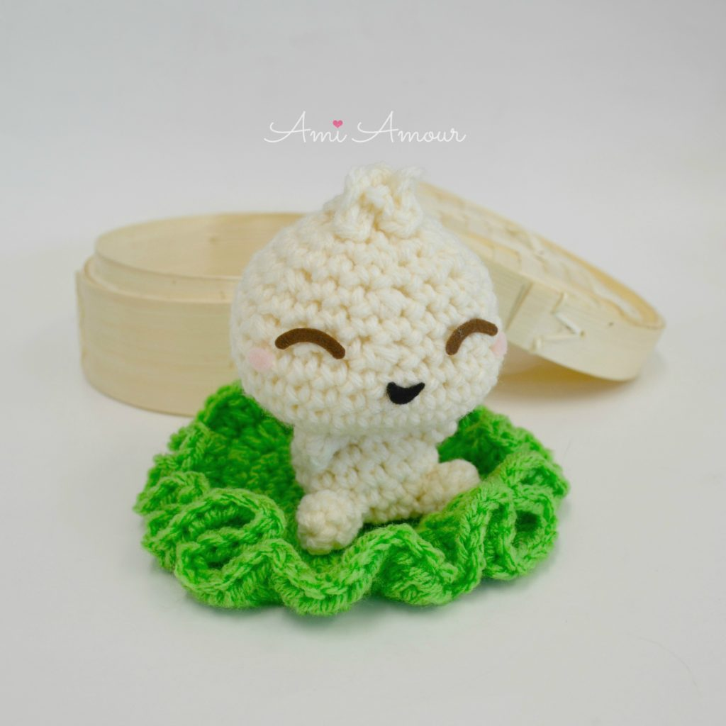 Bao Amigurumi Pattern Free Crochet Pattern