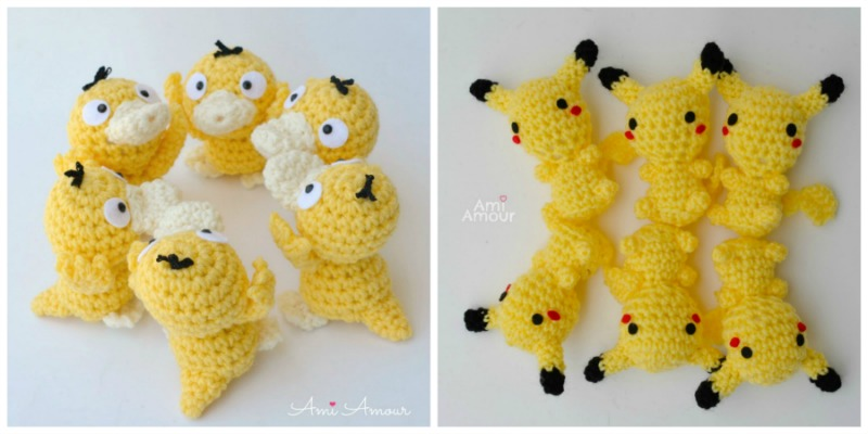 Häkeln Sie Pokemon Free Patterns