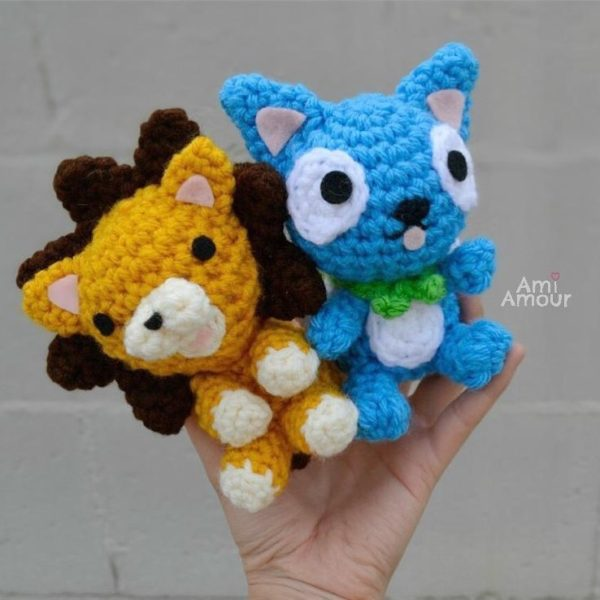 Kon Amigurumi Happy