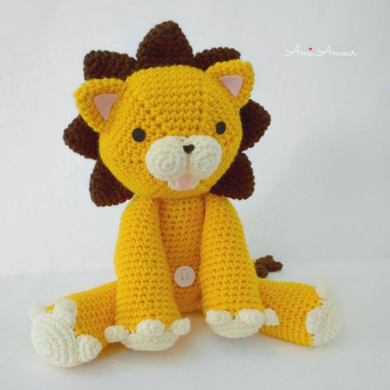 Kon Amigurumi Free Crochet Pattern