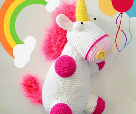 Amigurumi Unicorn Party Free Crochet Pattern