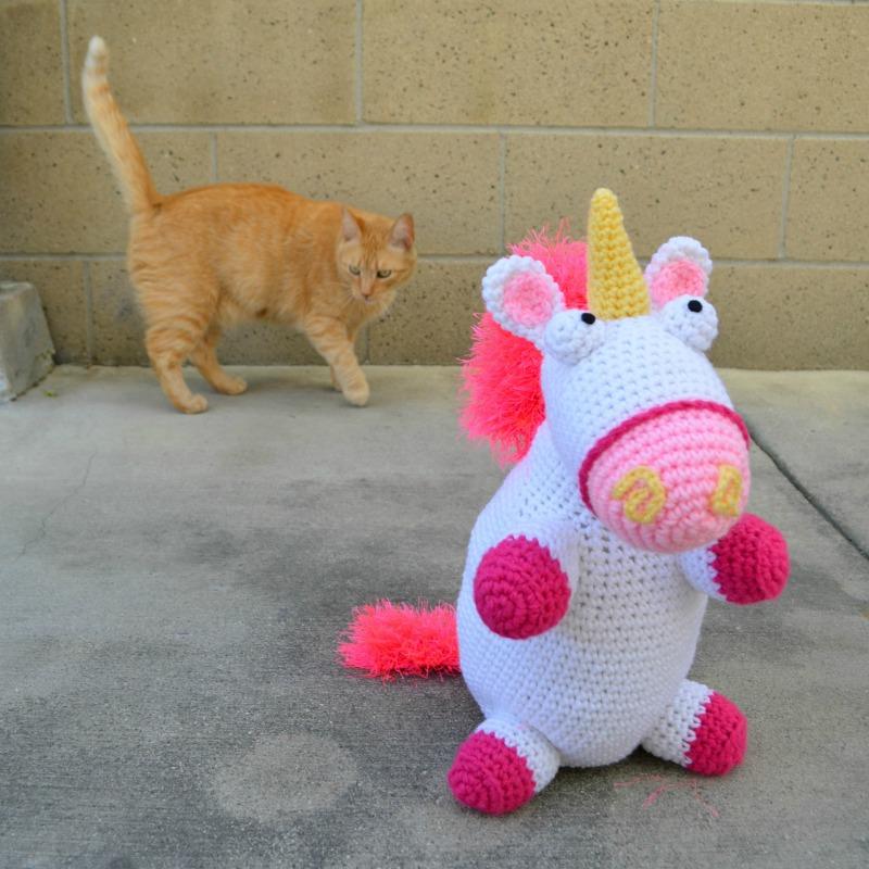 Crochet Unicorn Amigurumi - Free Pattern