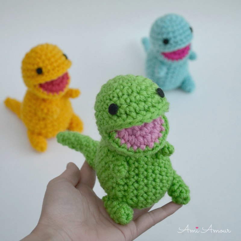 20 Free Amigurumi Patterns to Melt Your Heart | 800x800