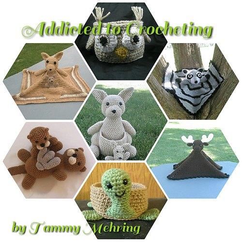 Addicted to Crocheting Amigurumi