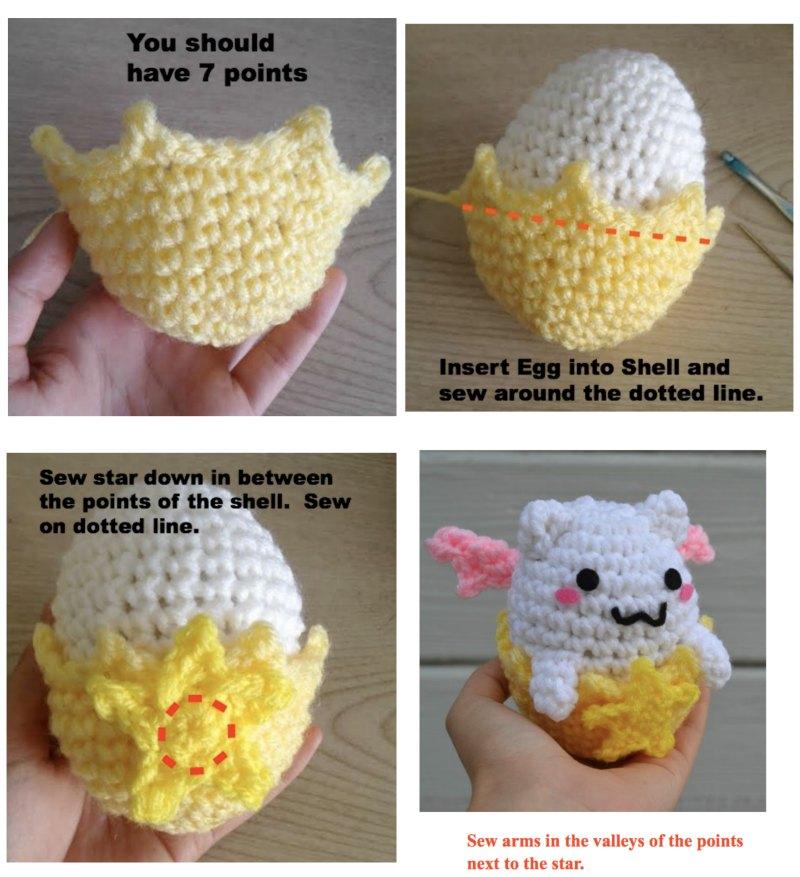 Tamadra Assembly Crochet