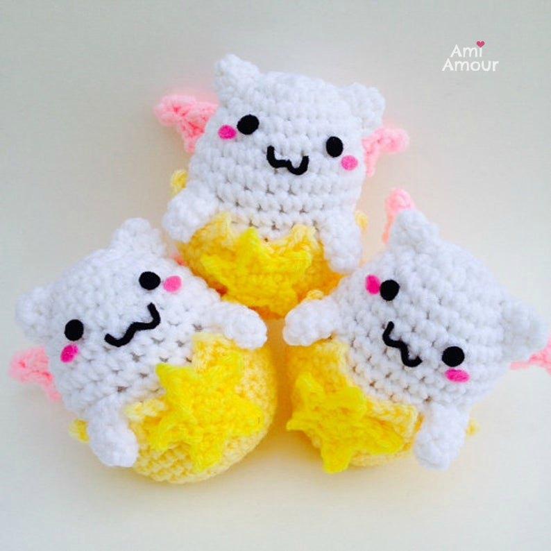Tamadra Amigurumi Crochet