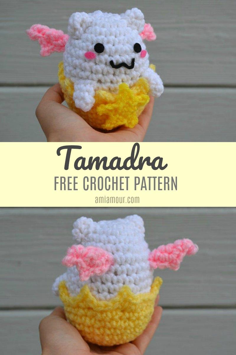 Tamadra Free Crochet Pattern