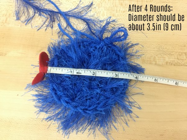Crochet Hat Gauge