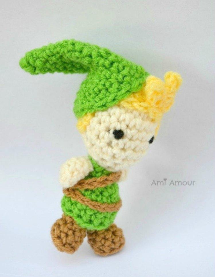 Link Crochet Pattern