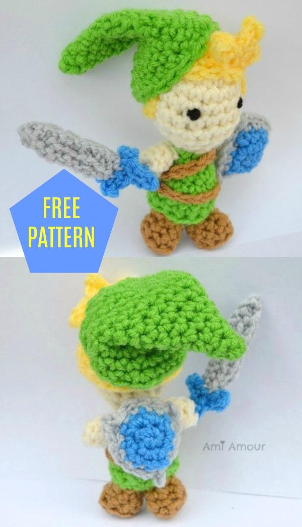 Link Free Crochet Pattern