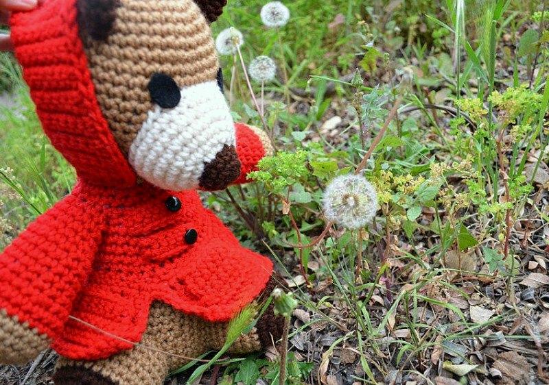 Amigurumi Teddy Bear Crochet