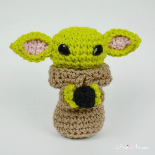 Ami Amour - Amigurumi ♥ Cute Crochet Patterns and Crochet Tutorials | 520x520
