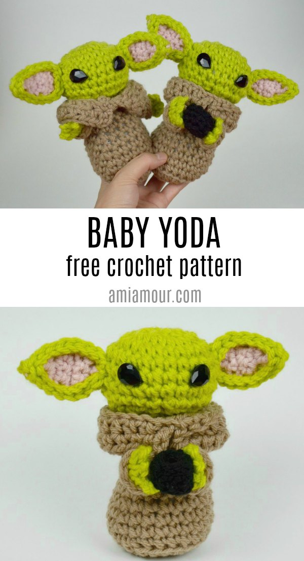 Here's A Crocheted Child Baby Amigurumi That You Can Make Yourself ... | 1106x600