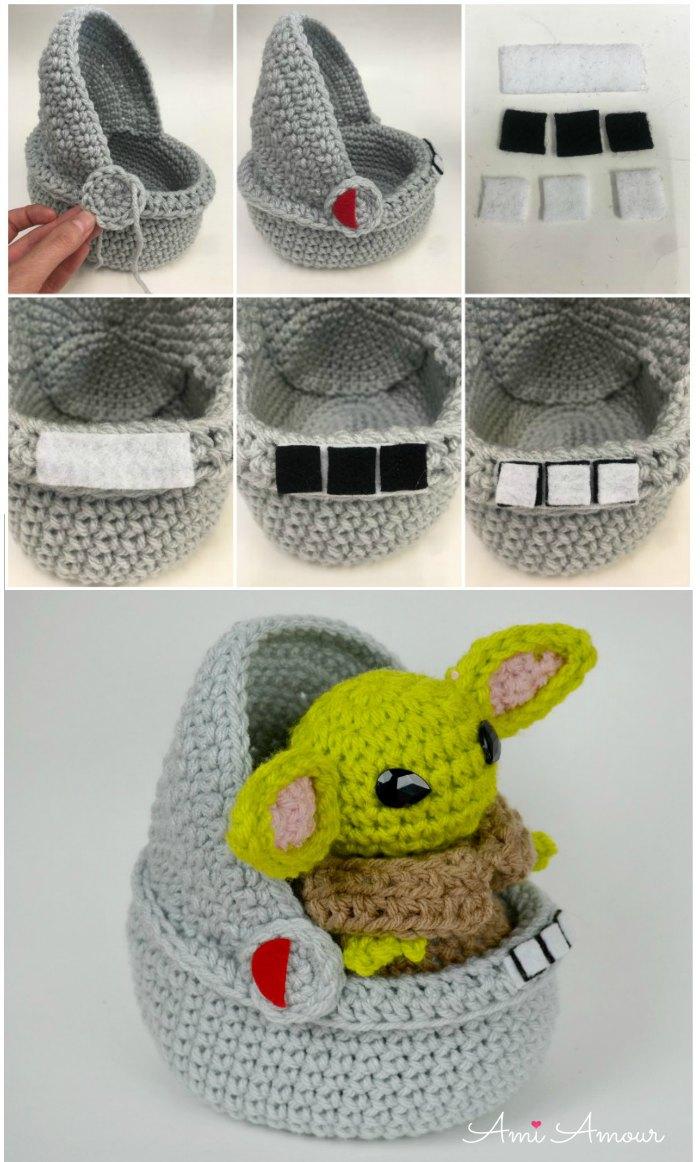 Yoda Space Pod Assembly