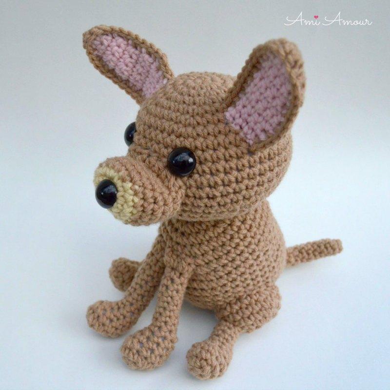Cute Chihuahua Free Pattern