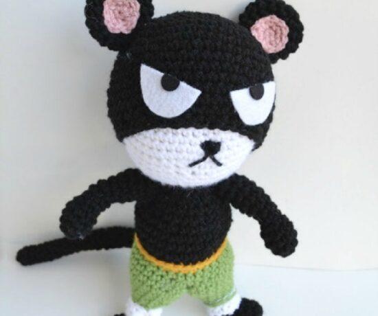 Pantherlily Amigurumi - Free Crochet Pattern