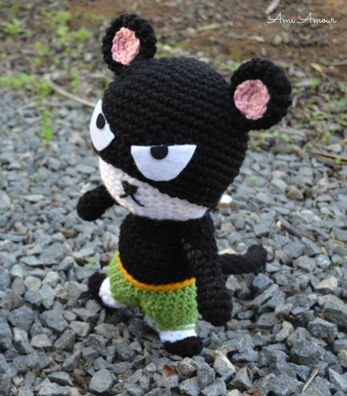 Pantherlily Amigurumi Fairy Tail
