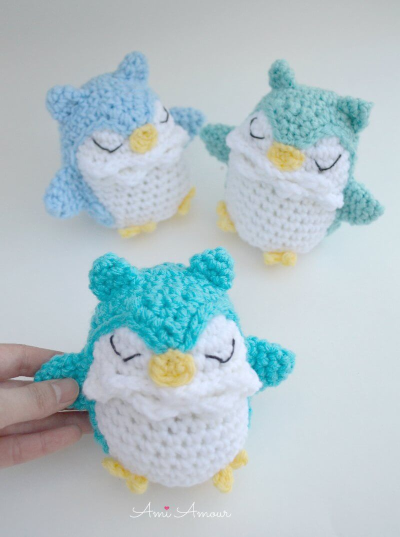Owl - Free Crochet Pattern