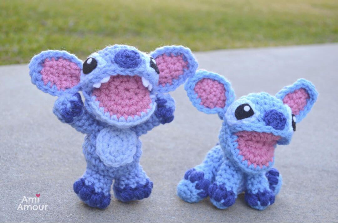 Lilo and Stitch Free Pattern