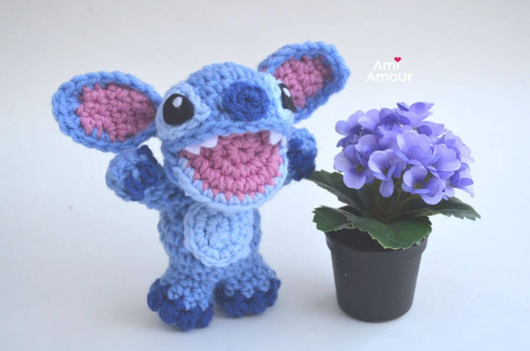 Lilo and Stitch Amigurumi